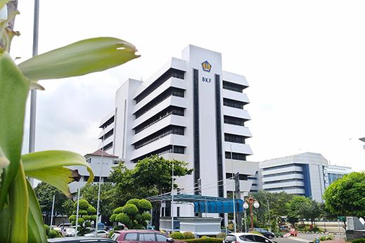 Badan Kebijakan Fiskal - Lokasi dan Kontak
